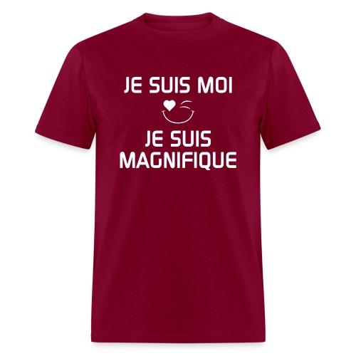 JeSuisMoiJeSuisMagnifique - Men's T-Shirt