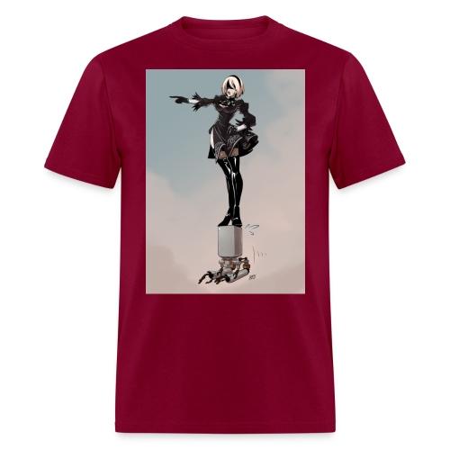 2b Nier automata - Men's T-Shirt