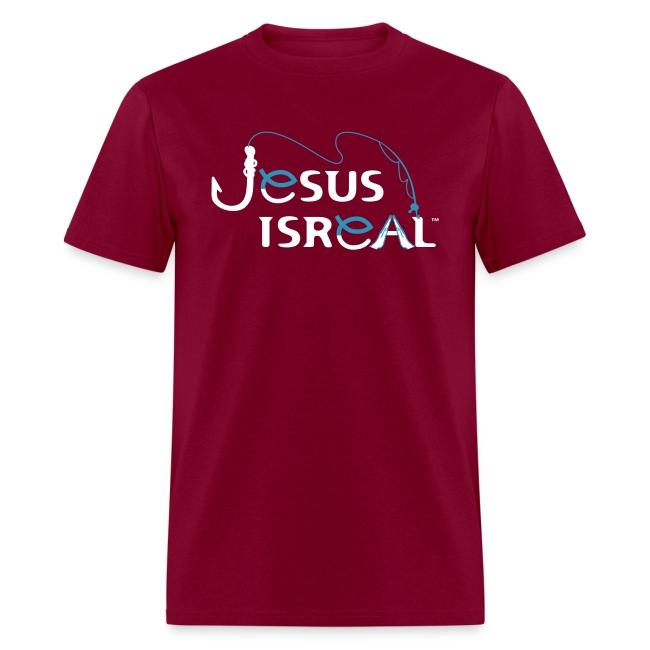 Jesus Isreal White Background