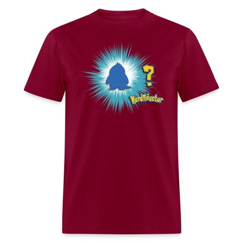 NR Who artwork png - Men's T-Shirt