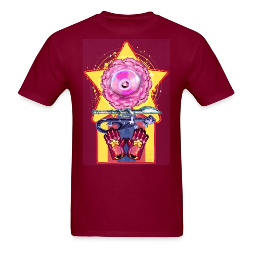 Crystal Powers - Men's T-Shirt