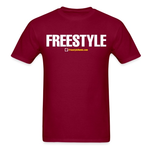 freestyle1 - Men's T-Shirt