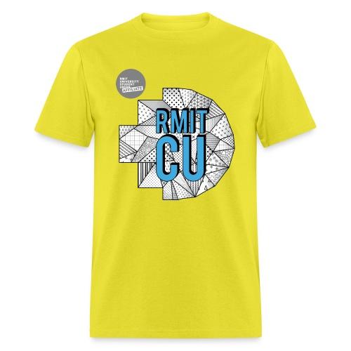 RMIT TShirt LogowithRusu - Men's T-Shirt