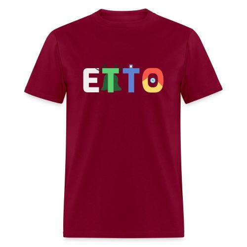 Simple, But Effective - Men's T-Shirt