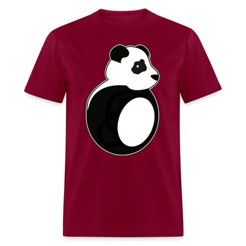 Tan Panda - Men's T-Shirt