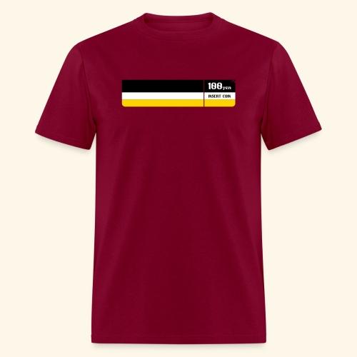 100 yen orangeshirt - Men's T-Shirt