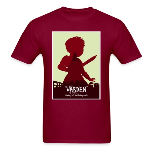 Tavian Theatrical Poster - Men's T-Shirt