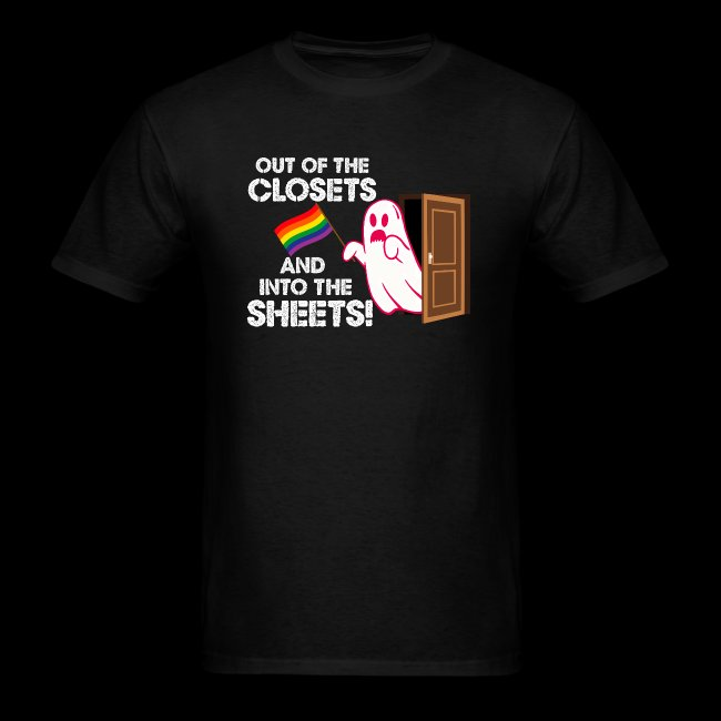 out of the closets ghost