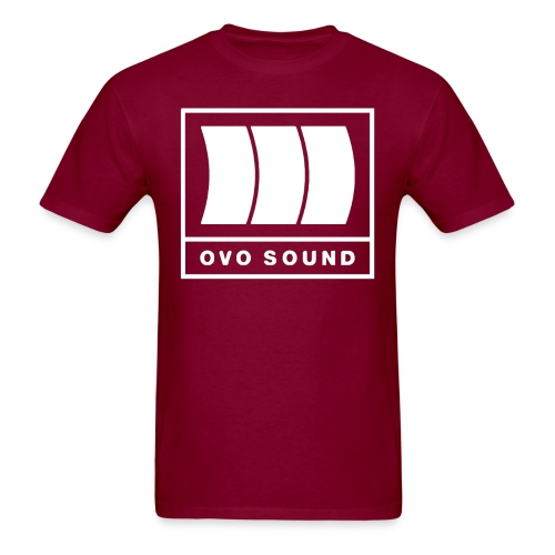 OVOSoundWhite - Men's T-Shirt