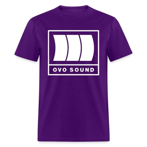 OVOSoundWhite - Men's T-Shirt