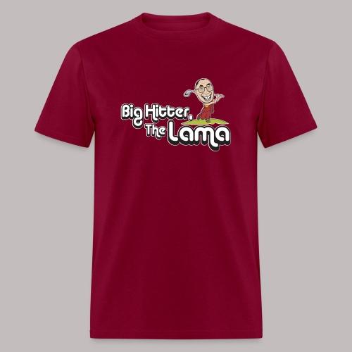 Big Hitter The Lama - Men's T-Shirt