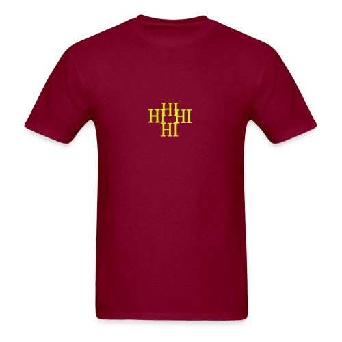Designer T-shirts are trending H - Men's T-Shirt