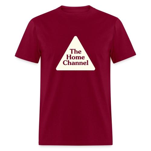 Block - White - Men's T-Shirt