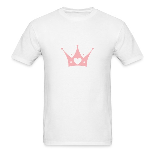 Princess Are Born In January - Men's T-Shirt