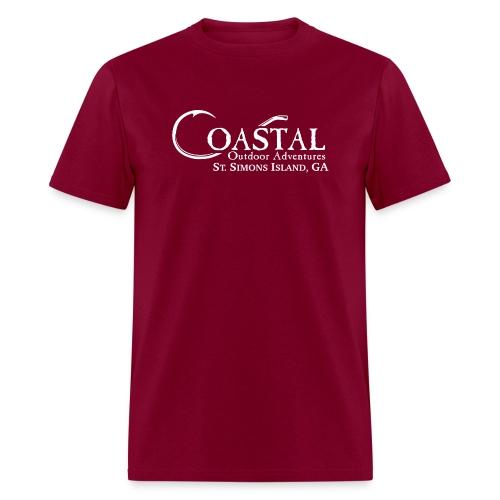 Coastal Outdoor Adventures - Men's T-Shirt