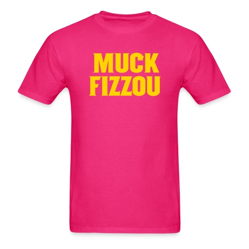 asu muck design - Men's T-Shirt