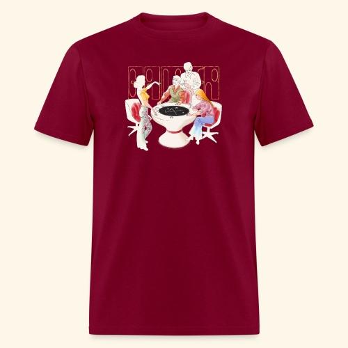 Gamertable darkshirt - Men's T-Shirt