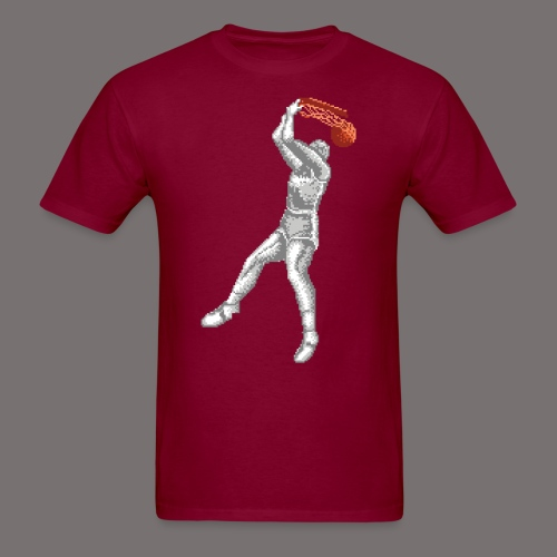 Exciting Basket Double Dribble - Men's T-Shirt