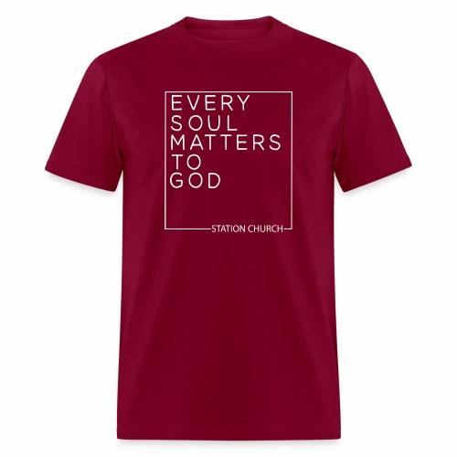 ESMTG White - Men's T-Shirt