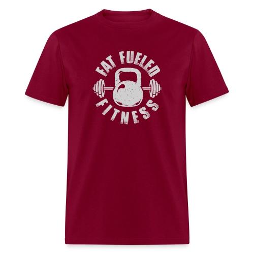 Fat Fueled Fitness - Men's T-Shirt