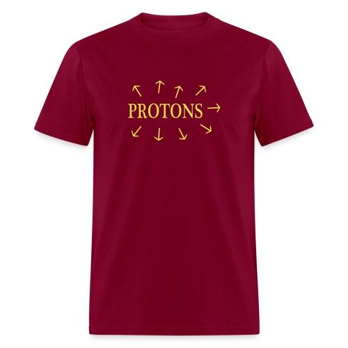 protons - Men's T-Shirt