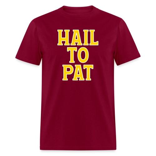H2Pat - Men's T-Shirt
