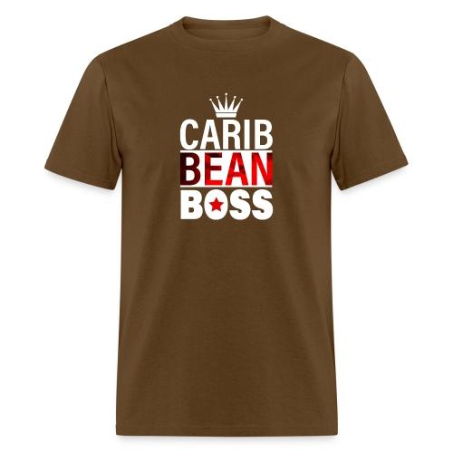 Caribbean Boss - Men's T-Shirt