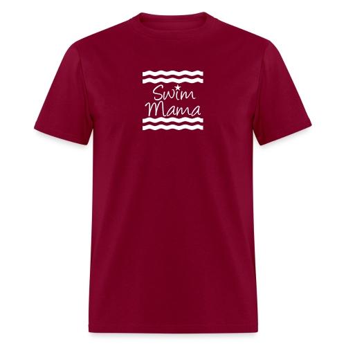 Swim Star Mama - Men's T-Shirt