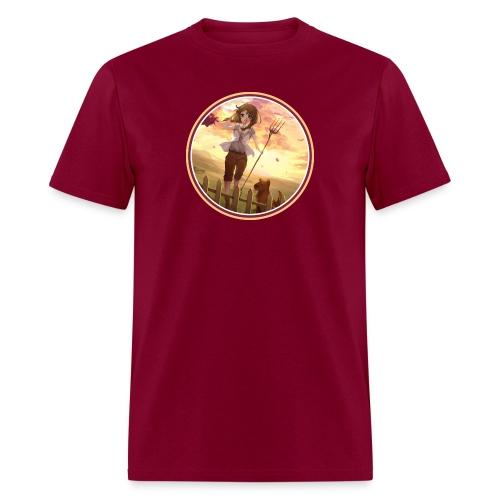 World's Dawn - Men's T-Shirt