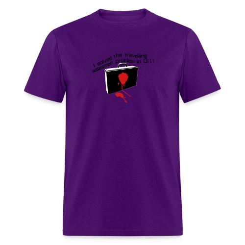 The travelling salesman problem - Men's T-Shirt