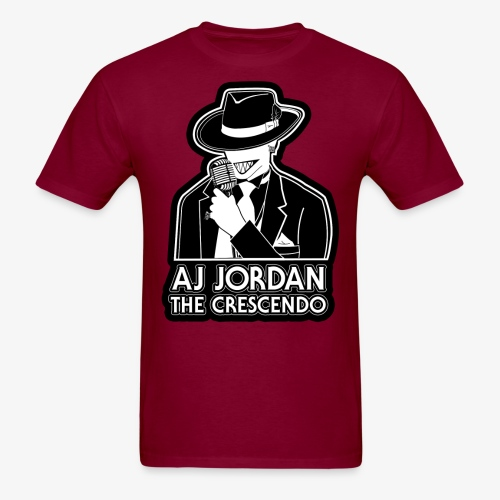 CRESCENDO AJ JORDAN STAR - Men's T-Shirt