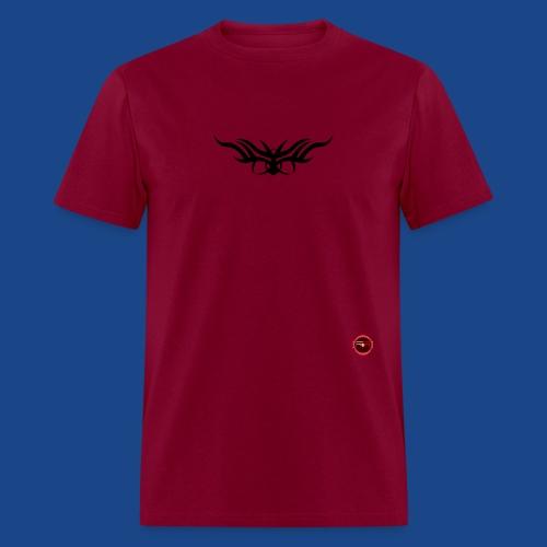 EYE BY RONALD RENEE RED BIG png - Men's T-Shirt