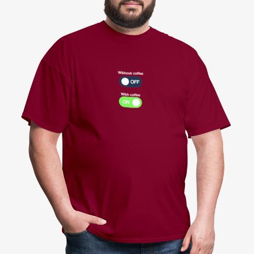 Coffee Lover T-Shirt - Men's T-Shirt