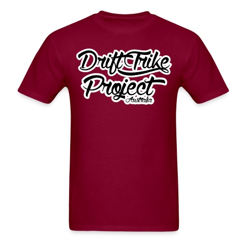 Drift Trike Project Back png - Men's T-Shirt