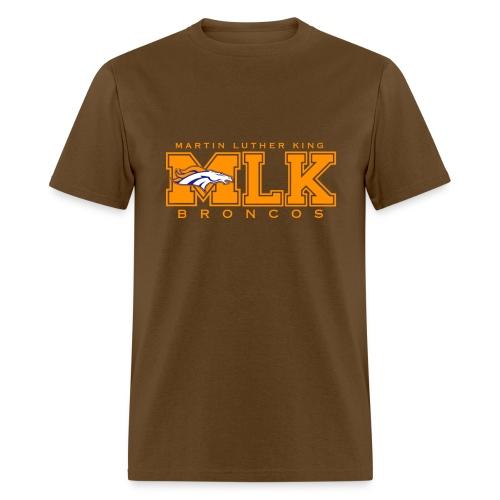 MLKBroncos - Men's T-Shirt