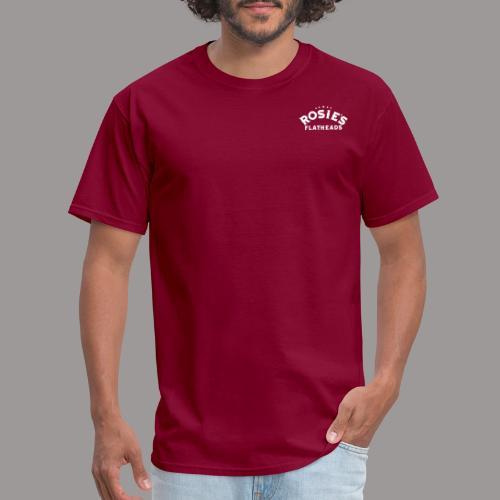 Rosie's Flatheads - Men's T-Shirt