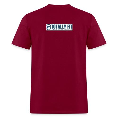tft logo final - Men's T-Shirt