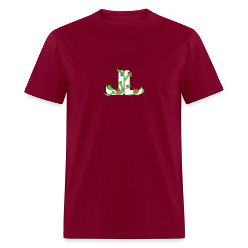 LegitLovely White Logo - Men's T-Shirt