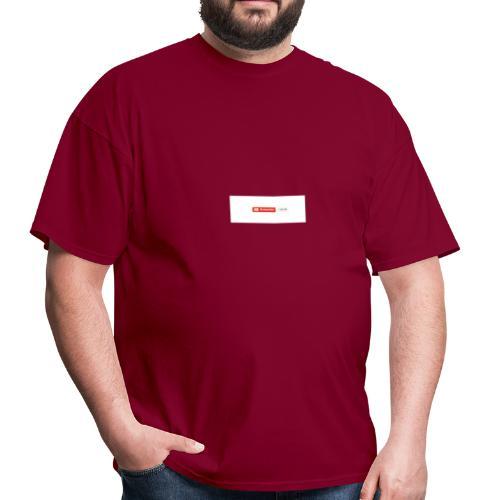 1 Million subscribe - Men's T-Shirt