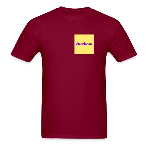 Durham Retro - Men's T-Shirt
