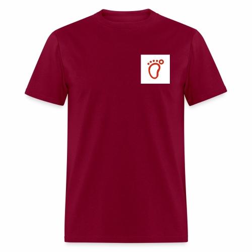 Baby Foot Logo - Men's T-Shirt