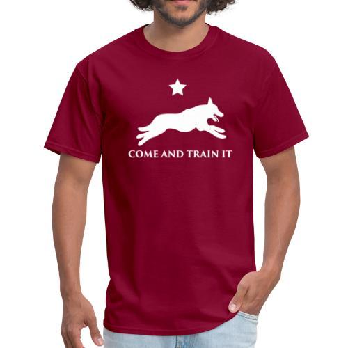 Come And Train It K9 - Men's T-Shirt