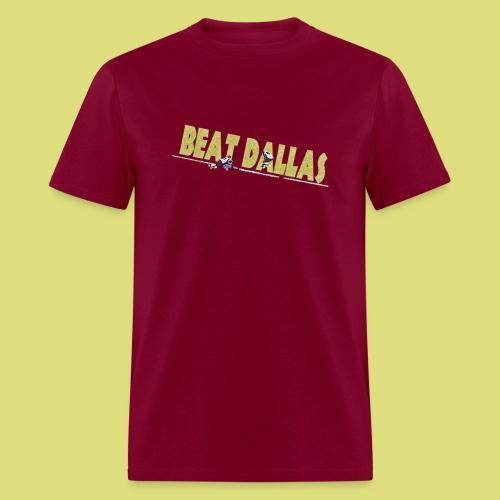 Beat Dallas - Men's T-Shirt