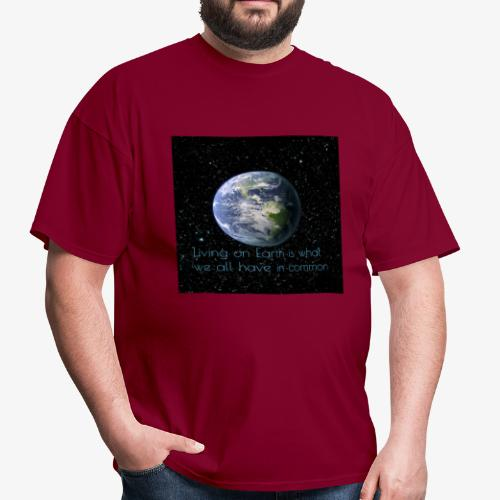 The Great Earth - Men's T-Shirt