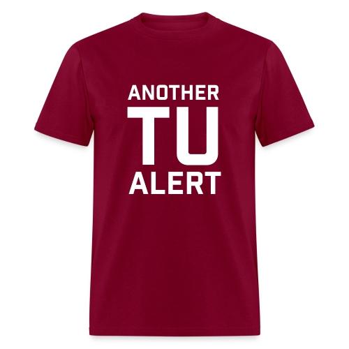 TU ALERT - Men's T-Shirt
