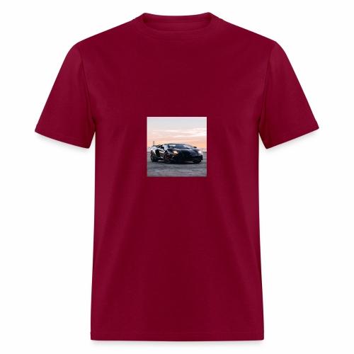 a small car - Men's T-Shirt