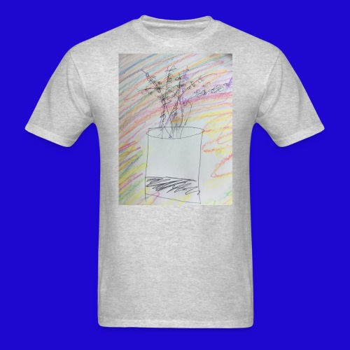 Lazy Artwork - Men's T-Shirt