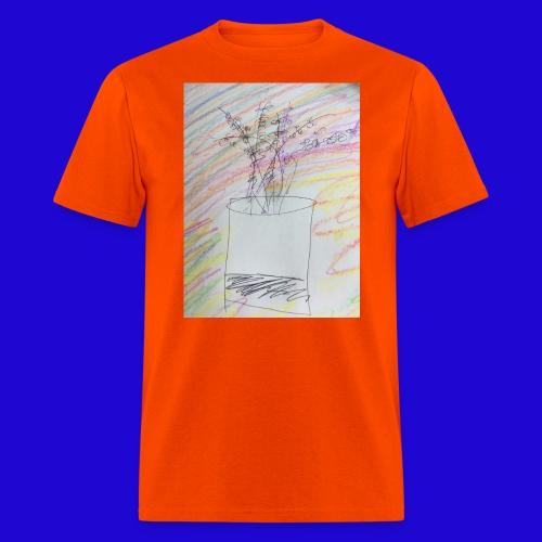 Lazy Artwork - Men's T-Shirt