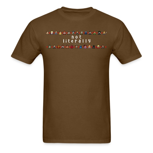 i ship it tshirt 00000 - Men's T-Shirt