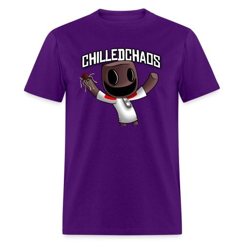 Chilledchaos png - Men's T-Shirt